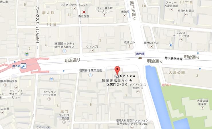 shaka-map