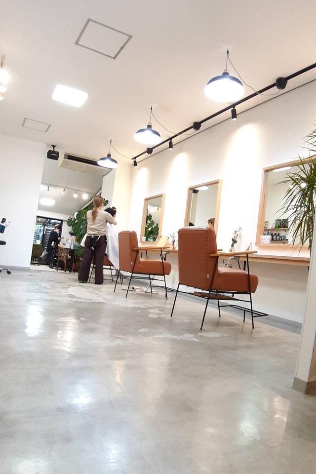福岡市中央区、黒門、美容室SHAKA
